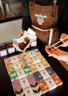 ✨ Free Tasting @ Omnom Chocolate Shop ✨