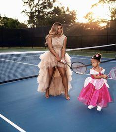 Serena Williams Photos, Sexy Librarian, Spice Girls, Black Love, Timeless Fashion, Tulle, Flower Girl Dresses, Ballet Skirt, Daughter