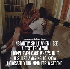 Every morning when I text me to let me know u made it to work. Makes my day go so much better. I love u Brandon Alan Payne! Cute Couple Quotes, Love Yourself Quotes, Love Poems, Love Quotes For Him, Quotes To Live By, Relationships Love, Relationship Quotes, Distance Relationships, Words Quotes
