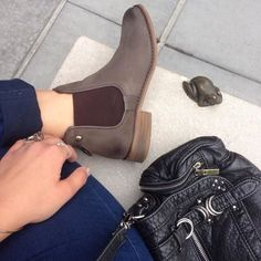 Nude Booties and Boots - Shop Now | More Steve madden ideas