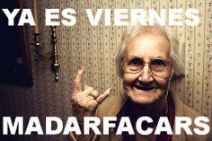 Ya es viernes ;)