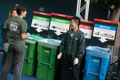 Oracle OpenWorld 2012 Sustainable Event Case Study