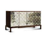 Box Furniture   mirrored credenza / cabinet / chest