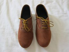 I want these in apricot suede $39