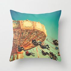 Pillow Cover Sky Pillow Turquoise Pillow Vintage door Andrekart, $37,00