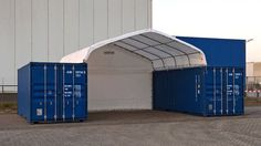 Container Cover - Shipping Container Canopy - Shipping Container Cover - 4 sizes | in Docklands, London | Gumtree