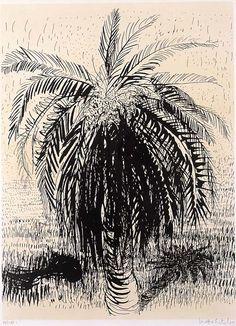 BRETT WHITELEY (1939-1992) PALM TREE 1