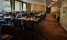 Altitude's dining room
