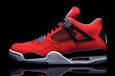 Nike Air Jordan Retro 4 IV Toro Bravo 308497-603 | Buy Online