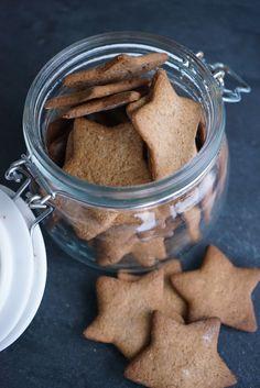 Glutenfria pepparkakor | Älska att Baka Pepparkakor, Winter Christmas, Tart, Peanut Butter, Gluten Free, Baking, Food, Cakes, Glutenfree