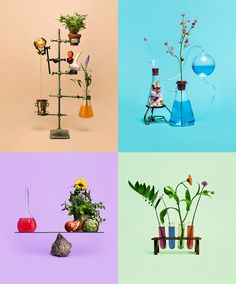 Still life photography by Bond for Finnish health store PÜR