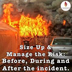 FIREWIPES.COM @firewipes - Size Up & Risk Management are just as important after the incident as they are before and during the incident. Protect yourself and stay safe out there. @longbranchfire . . . #firetruck #firedepartment #fireman #firefighters #ems #kcco #brotherhood #firefighting #paramedic #firehouse #rescue #firedept #workingfire #feuerwehr #brandweer #pompier #medic #retten #firefighter #bomberos #Feuerwehrmann #IAFF #ehrenamt #boxalarm #fireservice #fullyinvolved #thinredline…
