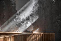 RYÙ Westmount: A Montréal Sushi Bar of Tactile Beauty Architecture Design, Residential Architecture, Restaurant Design, Restaurant Bar, Open Kitchen Interior, Montreal, Stone Mansion, Polycarbonate Panels, Bar Design