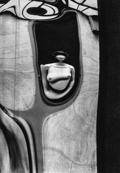 A Distorção por André Kertész
