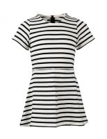 Kleid Bretagne, Mads Nørgaard Short Sleeve Dresses, Dresses With Sleeves, Spring Time, Tops, Women, Fashion, Brittany, Welly Boots, Jackets