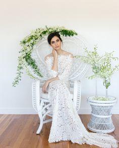 Modern wedding inspiration at Babalou
