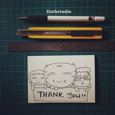 Slothstudio would like to THANK YOU all of you who have came and supported '50 Meow Project' exhibition at Cat Cafe Neko no Niwa.  www.slothstudio.com www.facebook.com/slothstudio