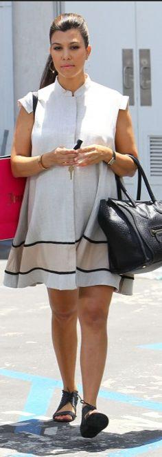 Dress - Cameo Purse - Celine Shoes - Givenchy