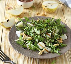 Enjoy this brain-healthy asian pear salad recipe from brain imaging expert and…