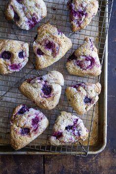 Recipe: Mixed Berry & Jasmine Tea Scones Recipes from The Kitchn