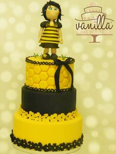 Baby Bee - Cake by Mariagrazia Tota