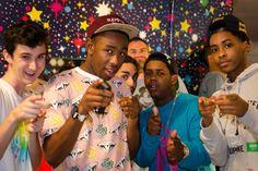 Streetsnaps: Tyler, the Creator @ Billionaire Boys Club, Fashion's Night Out  Location: New York