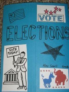 Election lapbooks