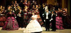 La Traviata in Rome: The Original Opera with Ballet