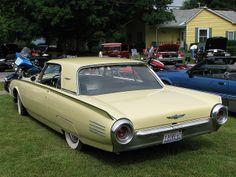 1961 thunderbird | 1961 Ford Thunderbird