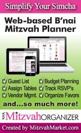 Mitzvah Organizer