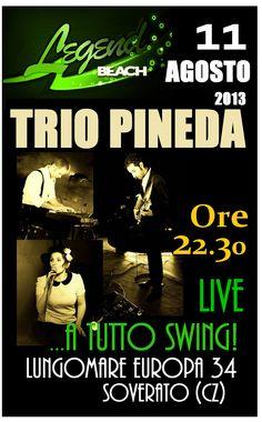 Mini Tour Calabria 2013 - Legend Beach - Soverato (CZ)