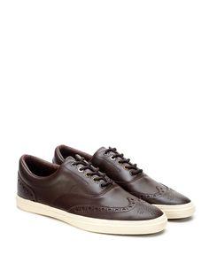 Paul Smith Iron Wingtip Sneakers