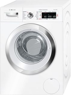 Bosch WAWH8660GB HOME CONNECT Freestanding Washing Machine 9Kg Capacity, 1400 Spin, A+++ Energy