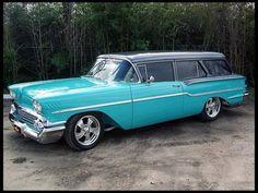 1958 Chevrolet Nomad Stationwagon -