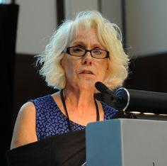 Rosanne Couture,Directrice générale de l'Alliance des regroupements des usagers du transport adapté du Québec (ARUTAQ) #cpcdit #congres2015 #arutaq