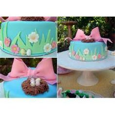 Pin Cute Easter Cakes Cake Picture To Pinterest picture 17208