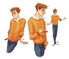 Boys favourites by ladypik on deviantart. Guy Drawing, Character Drawing, Character Concept, Concept Art, Character Design, Fantasy Angel, Fantasy Warrior, Star Wars Cute, Illustrations