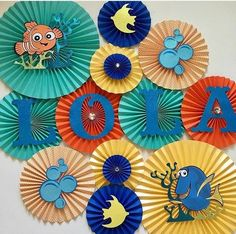 Finding Nemo Themed Backdrop, Finding Nemo Party Ideas, Finding Dory Party Ideas, Finding Nemo Birthday, Finding Nemo Banner, Finding Dory Banner, Backdrop