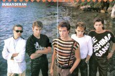 DURAN DURAN, 1983 Smash Hits