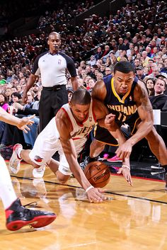 01.23.13 Trail Blazers 100, Pacers 80