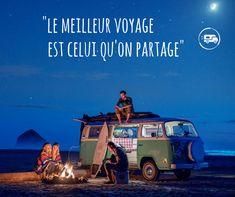 voyage et partage