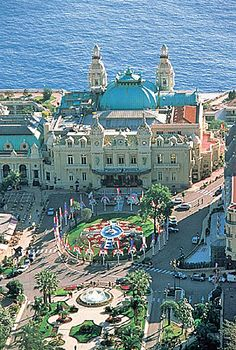 Monte Carlo, Monaco - always wanted to go, especially to see the Grand Prix. Made it to Monte Carlo but the Grand Prix remains on my bucket list Places Around The World, Oh The Places You'll Go, Travel Around The World, Places To Travel, Places To Visit, Around The Worlds, Wonderful Places, Great Places, Beautiful Places
