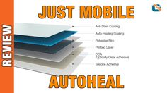 Just Mobile AutoHeal Screen Protector Review for iPhone 6s Plus