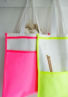 fluo bag TUTORIAL