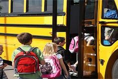 Putting Our Christian Kids in Public School Was Absolutely the Right Choice For Our Family - Her View From Home Bus Safety, School Safety, Safety Tips, Public School, School Buses, Private School, Back To School Hacks, School Tips, School Ideas