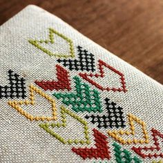 galabornpatterns shared a new photo on Etsy Wedding Cross Stitch Patterns, Modern Cross Stitch Patterns, Counted Cross Stitch Patterns, Cross Stitch Designs, Cross Stitch Floss, Cross Stitch Heart, Embroidery Hoop Art, Cross Stitch Embroidery, Geometric Patterns