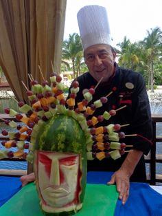 Fruit Art Classes / Clases de Arte con Frutas