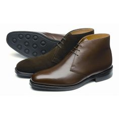 Pimlico boots by Loake Shoemakers