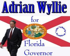 Wyllie considering a 2014 campaign for Governor of Florida