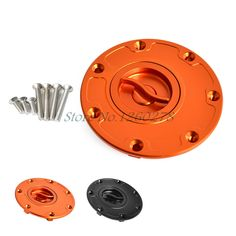 Motorcycle Fuel Gas Cap Cover For KTM 125 200 390 Duke 2011-2016 RC 125 200 250 390 2014 2015 2016 2017